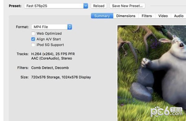 Handbrake for mac|Handbrake mac下載 V1.2.2
