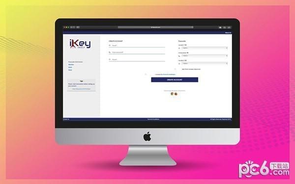 iKeyVault Mac version