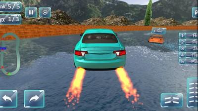 水上乐园赛车特技(图1)