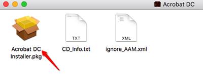 Adobe Acrobat Pro Mac版