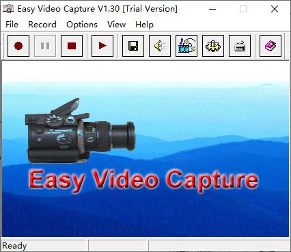 Easy Video Capture(屏幕�制工具)