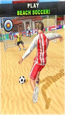 足球射手冠军赛电脑版