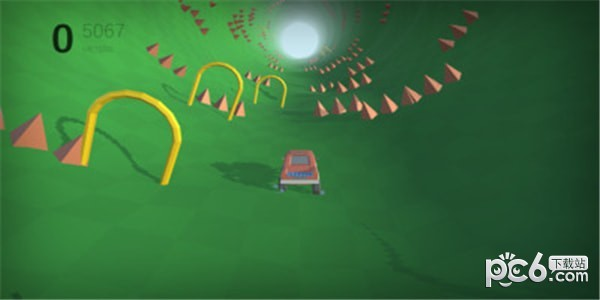 隧道极限竞速赛