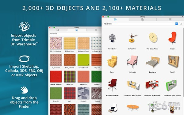 Live Home 3D Pro破解版for Mac