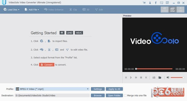 VideoSolo Video Converter Ultimate(视频转换器)