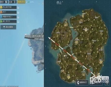 刺激战场新地图